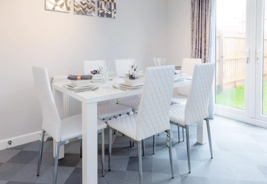 dining area houses for sale in Skegness property for sale in skegness